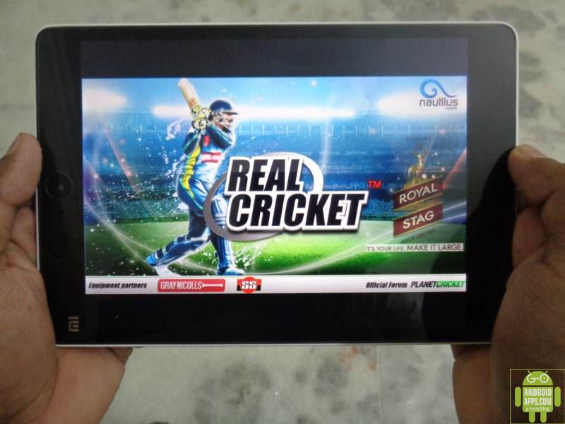Real Cricket 14 Game