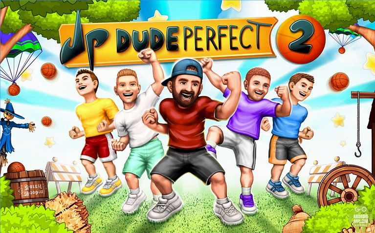 Dude Perfect 2 Game