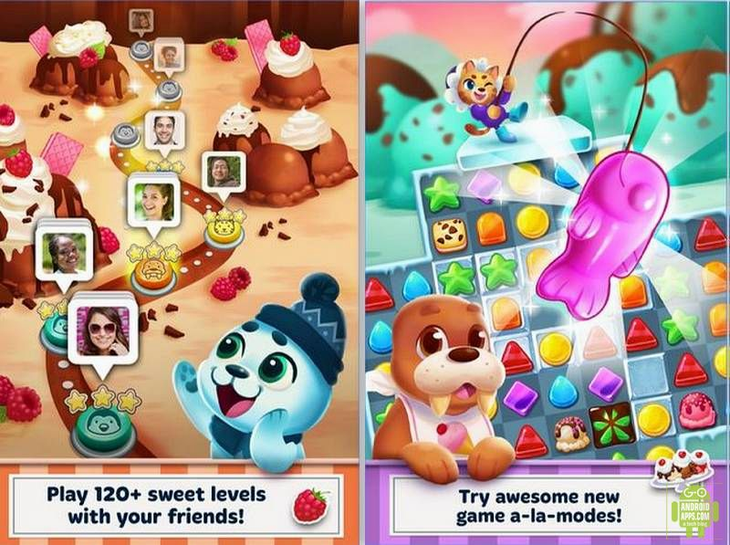 Frozen Frenzy Mania App