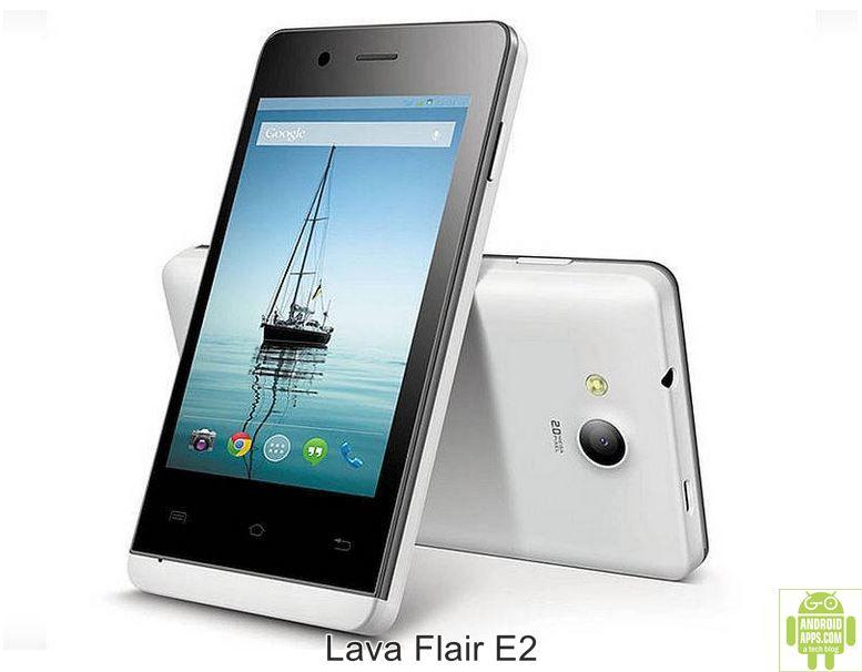 Lava Flair E2 Mobile