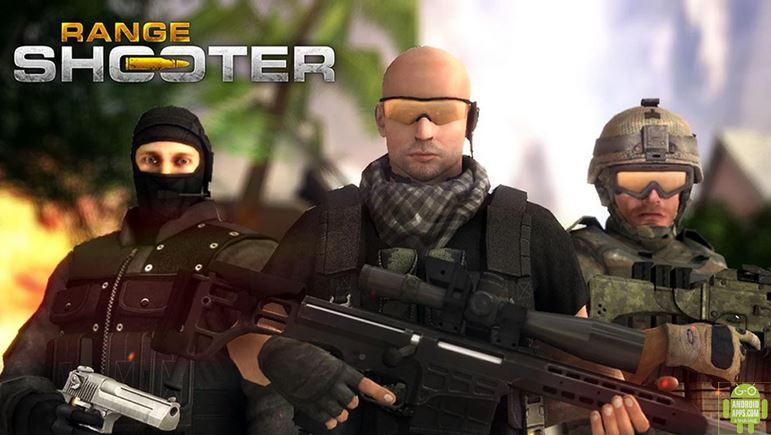 Range Shooter Game