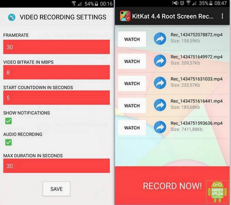 Screen Recorder That Works App