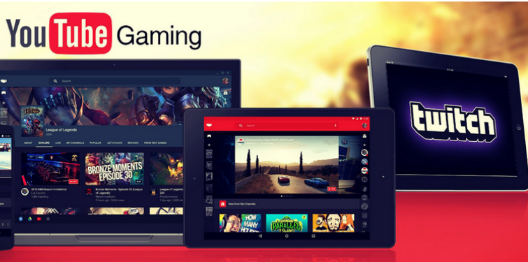 YouTube Gaming 2