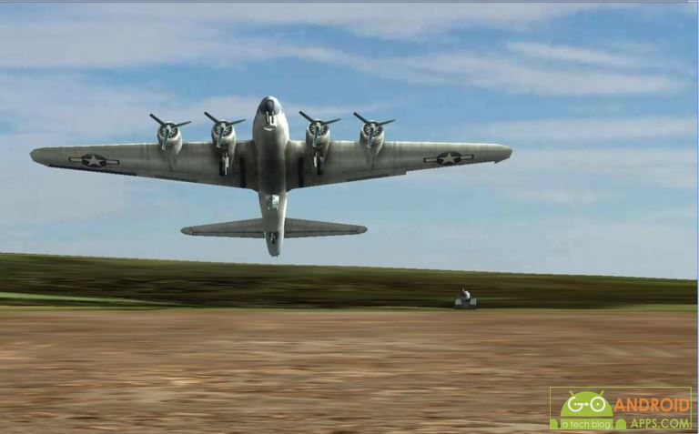 Best airplane shooting game for android