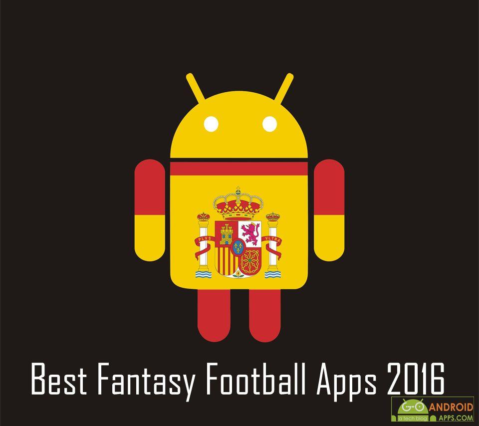 Best Fantasy Football Apps 2016
