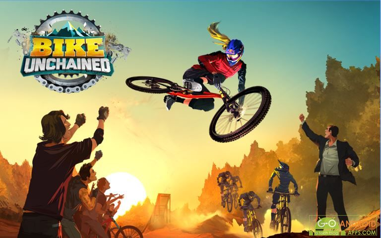 Bike Unchained Game