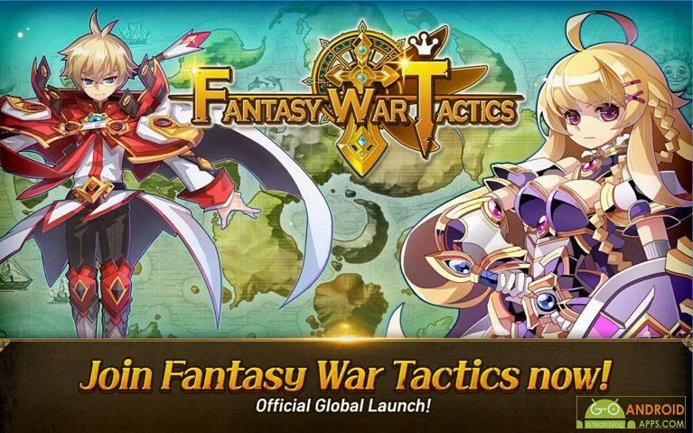 Fantasy War Tactics Game