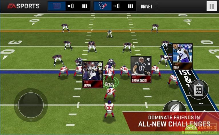 Madden NFL Mobile Game
