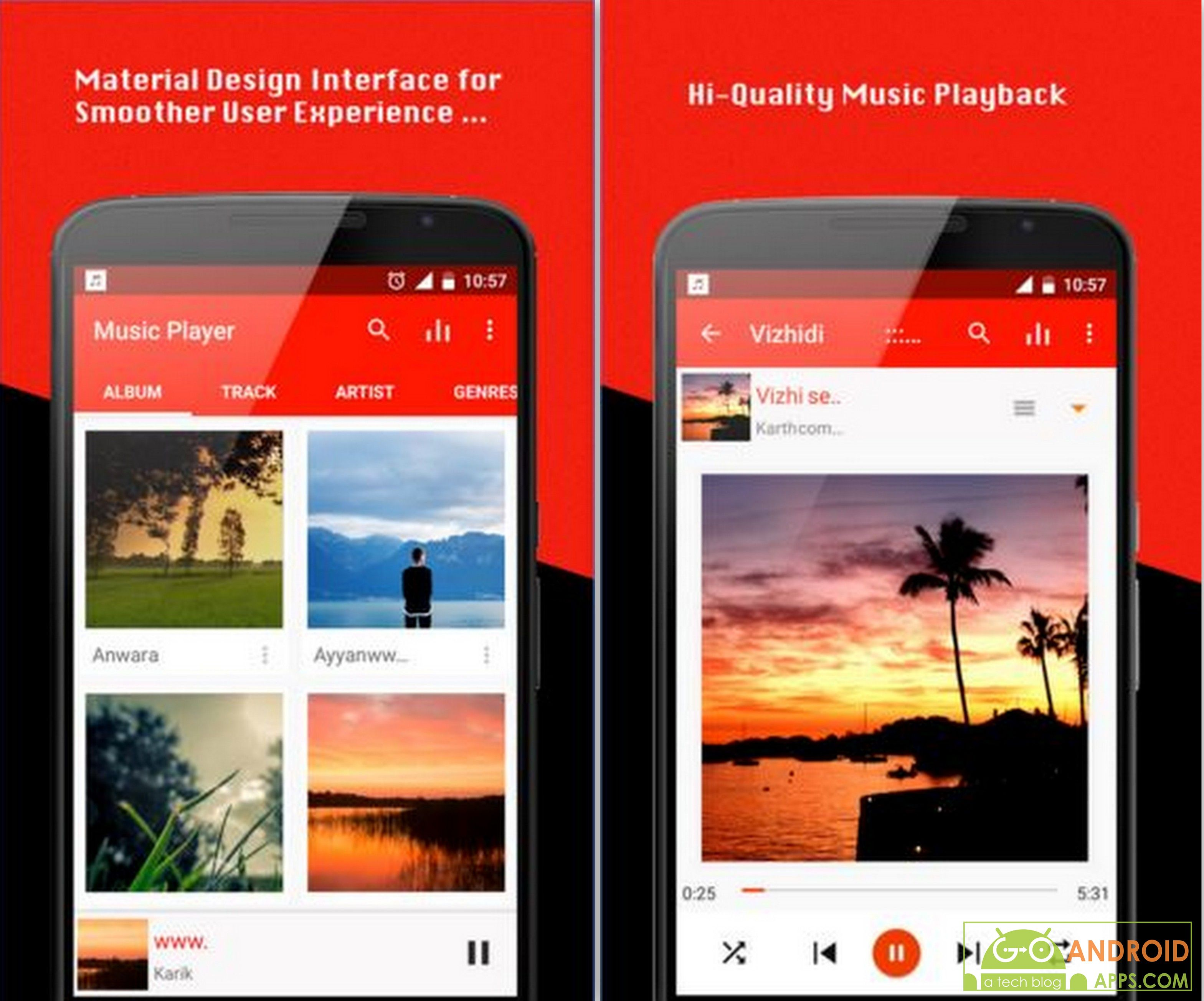 Top 5 best music players app for android 2016 - Home design app used on love it or list it ...