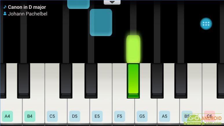 Piano + App