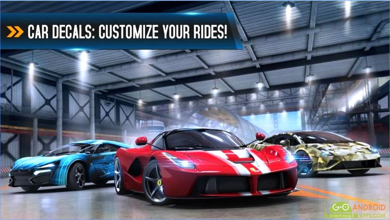 Asphalt 8 Airborne Android Game