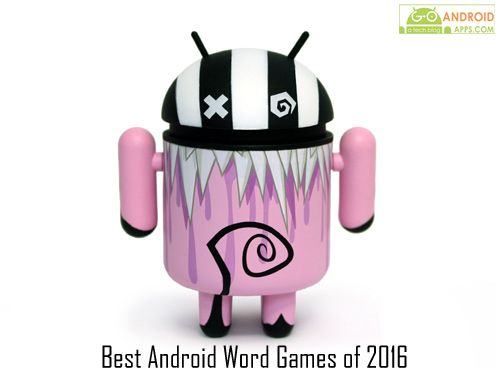 Best Android Word Games of 2016