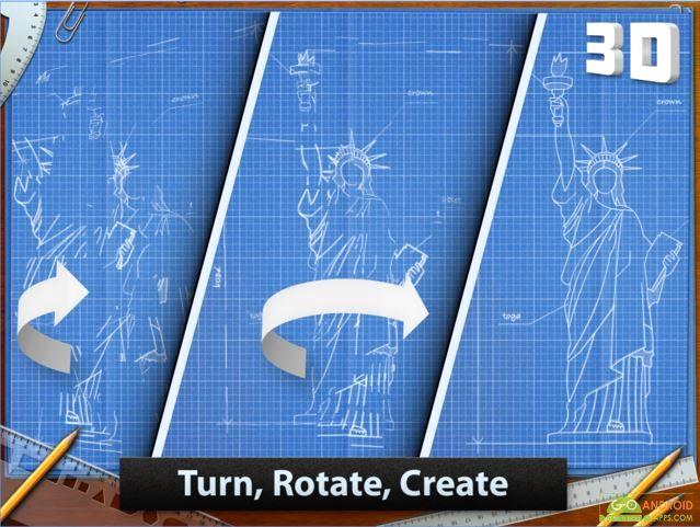 Blueprint 3D Android Puzzle App