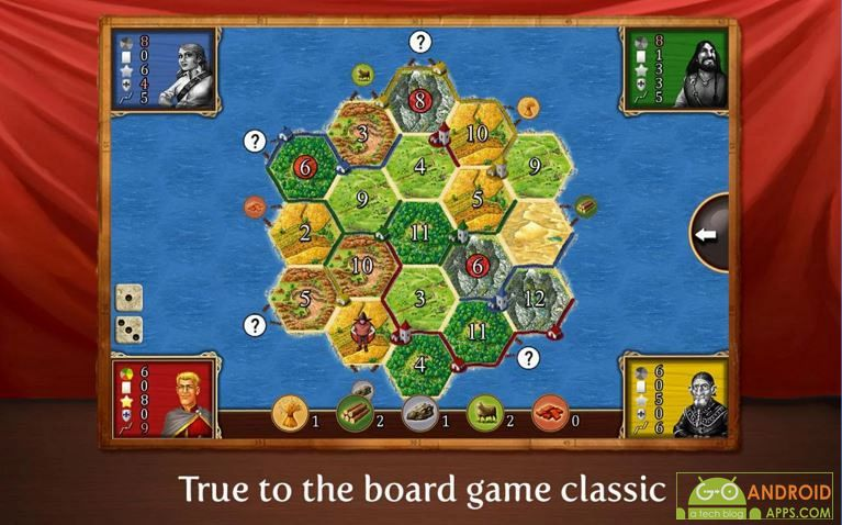 Catan Android Board Game
