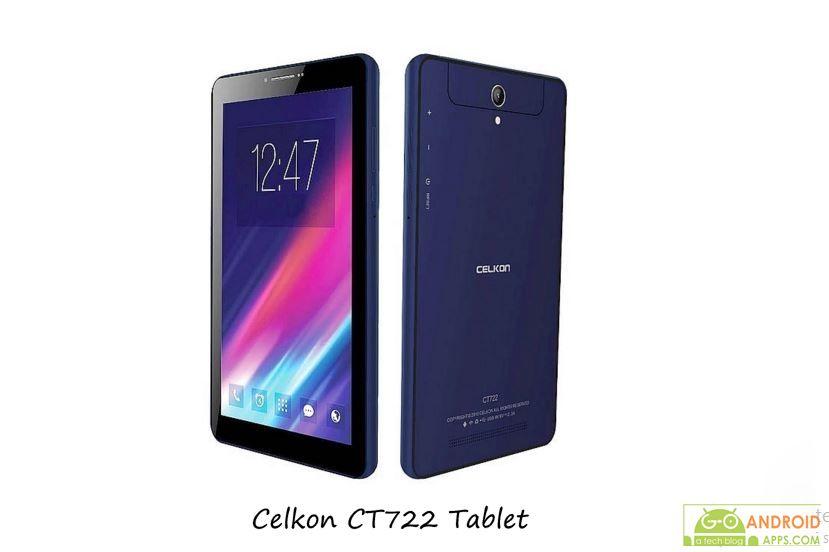 Celkon CT722 Tablet