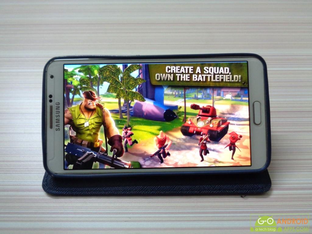 Blitz Brigade Android Game