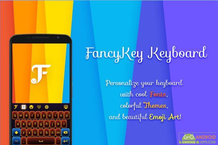 FancyKey Keyboard - Free Emoji