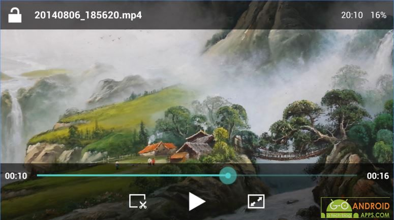 HD Video Player Android App