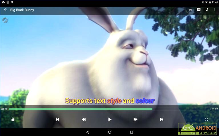 MX Player Android App