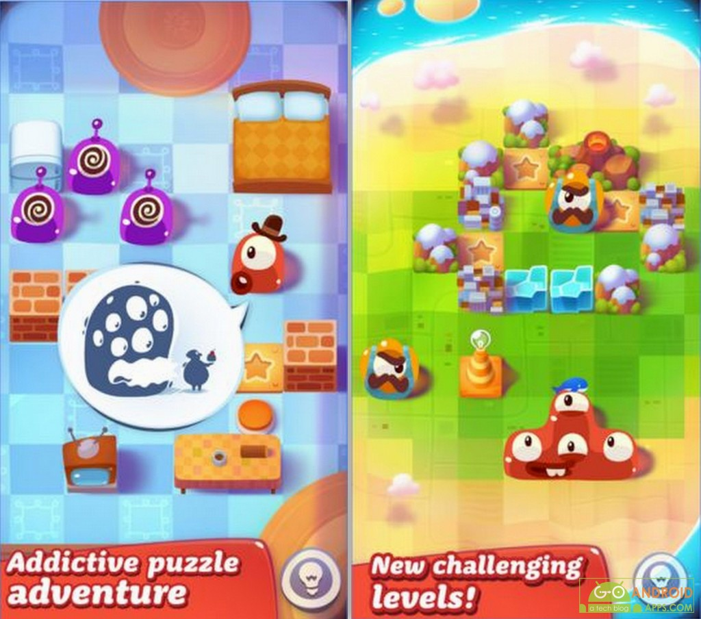 Pudding Monsters Premium Game
