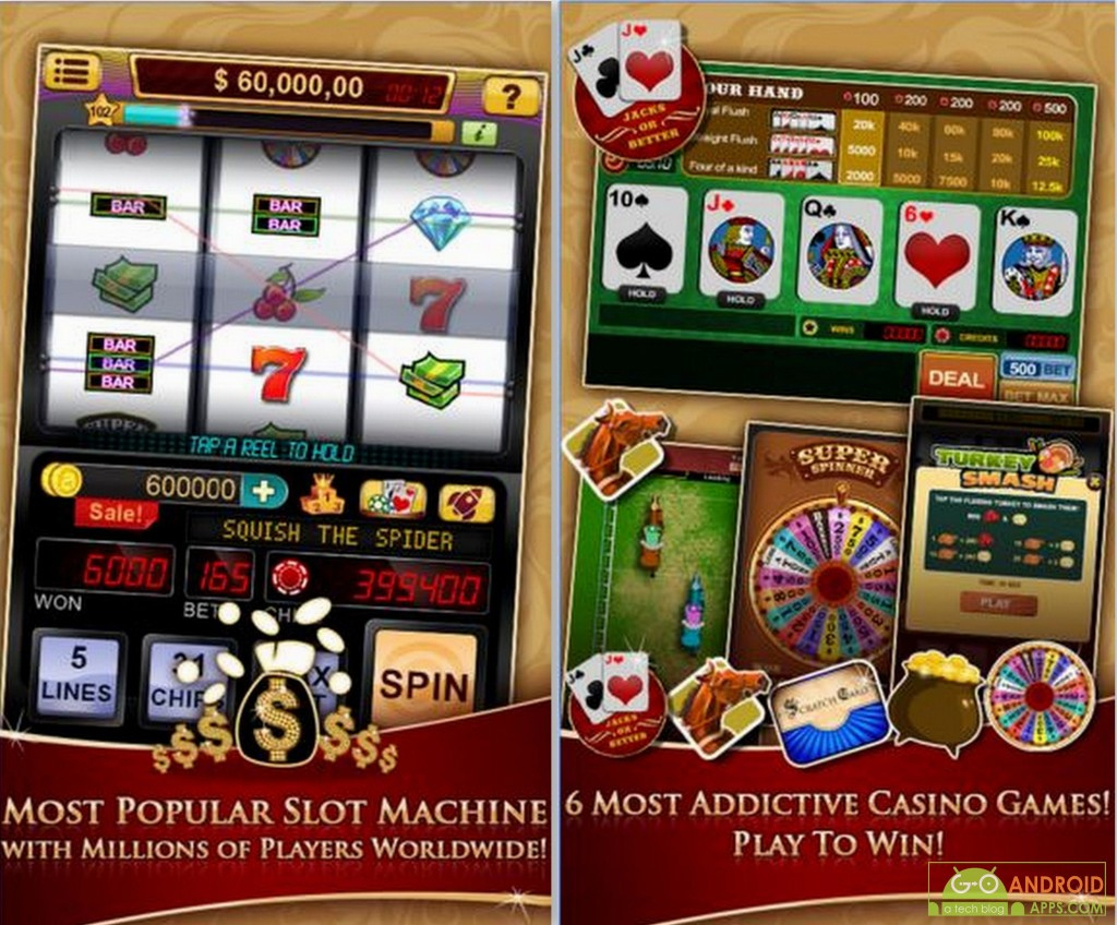 Slot Machine+ Android Game