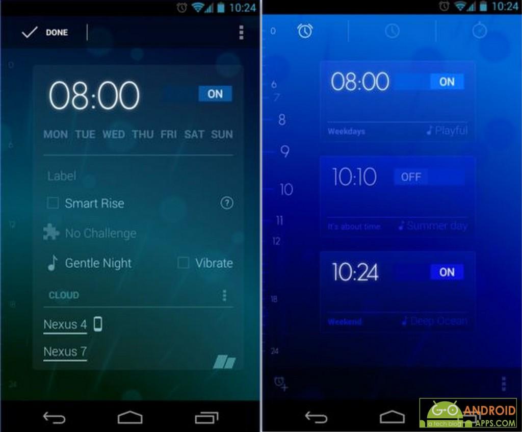 Timely Alarm Clock App