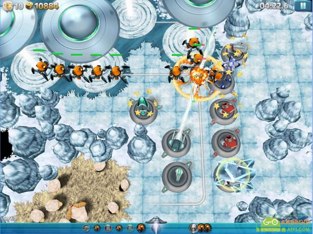 Tower Madness 2 3D Defense