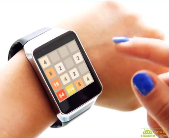 2048 - Android Wear Game