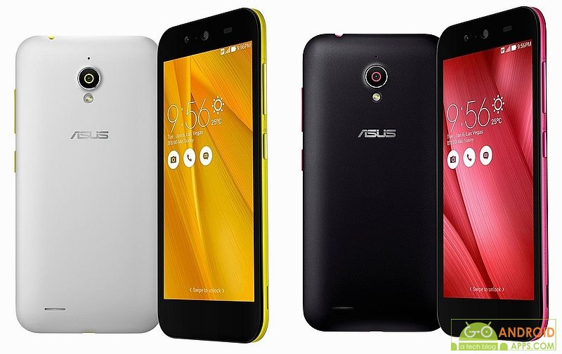 Asus Live Mobile