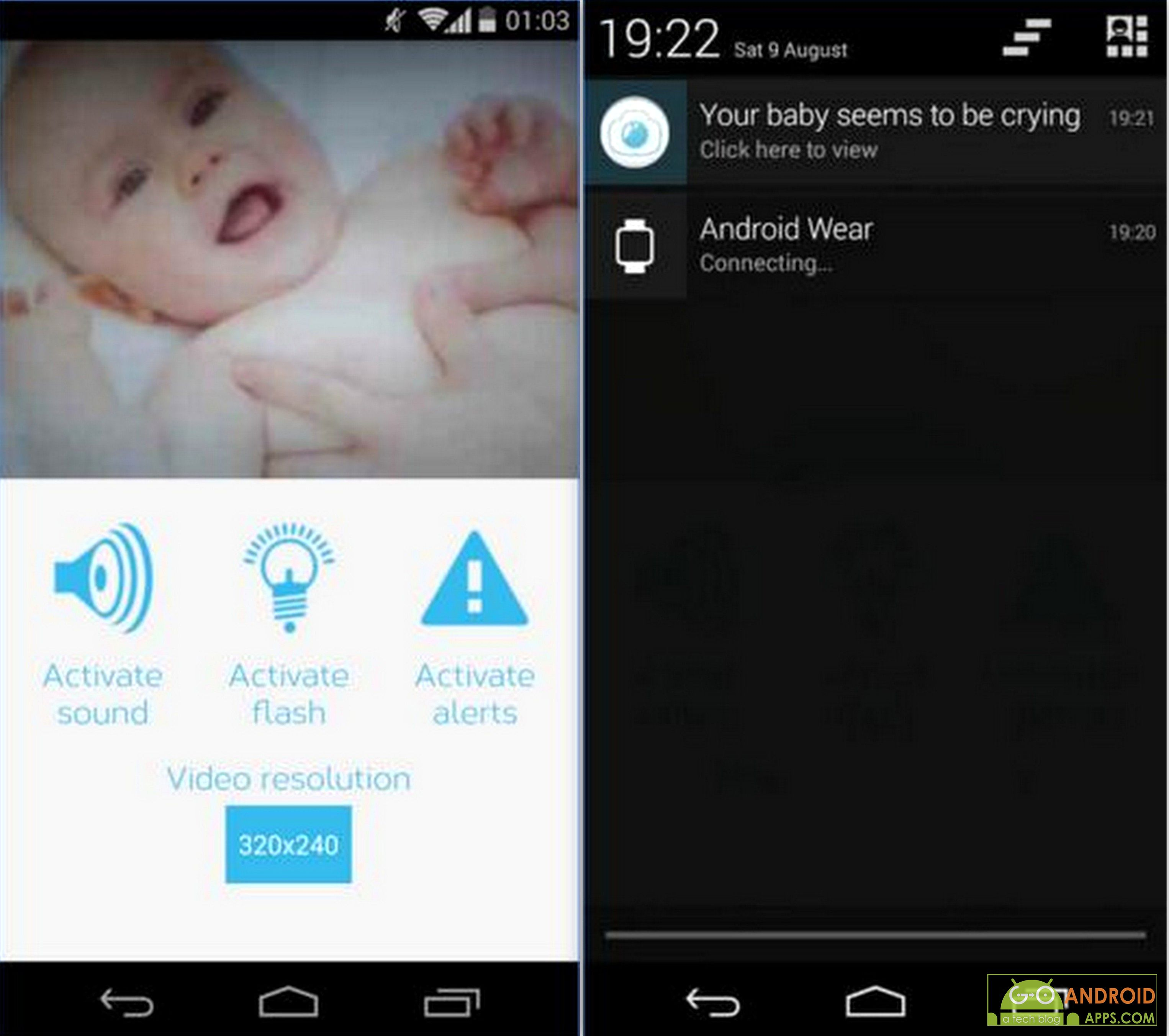 Top 5 best baby monitor apps for Android - AppInformers.com
