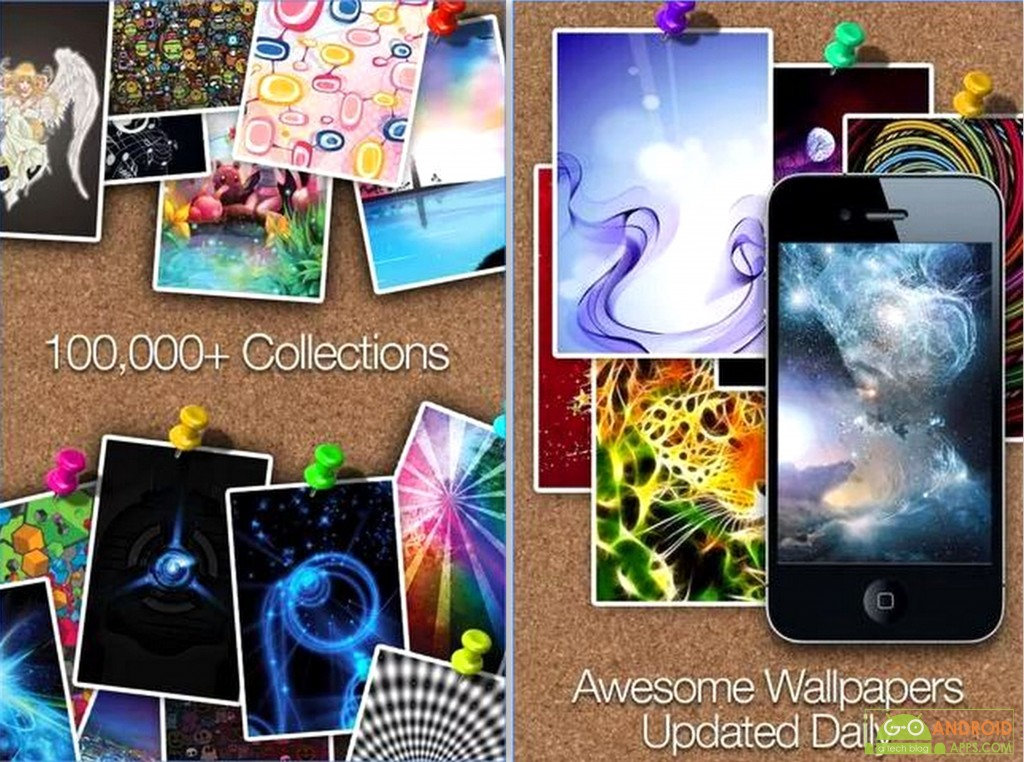 Cool Wallpapers HD App