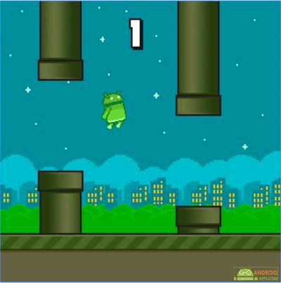 Flopsy Droid Game
