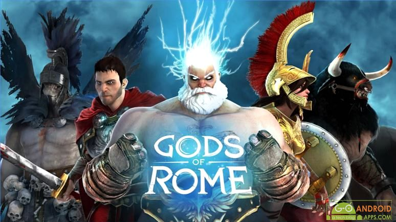 Gods of Rome Android Game