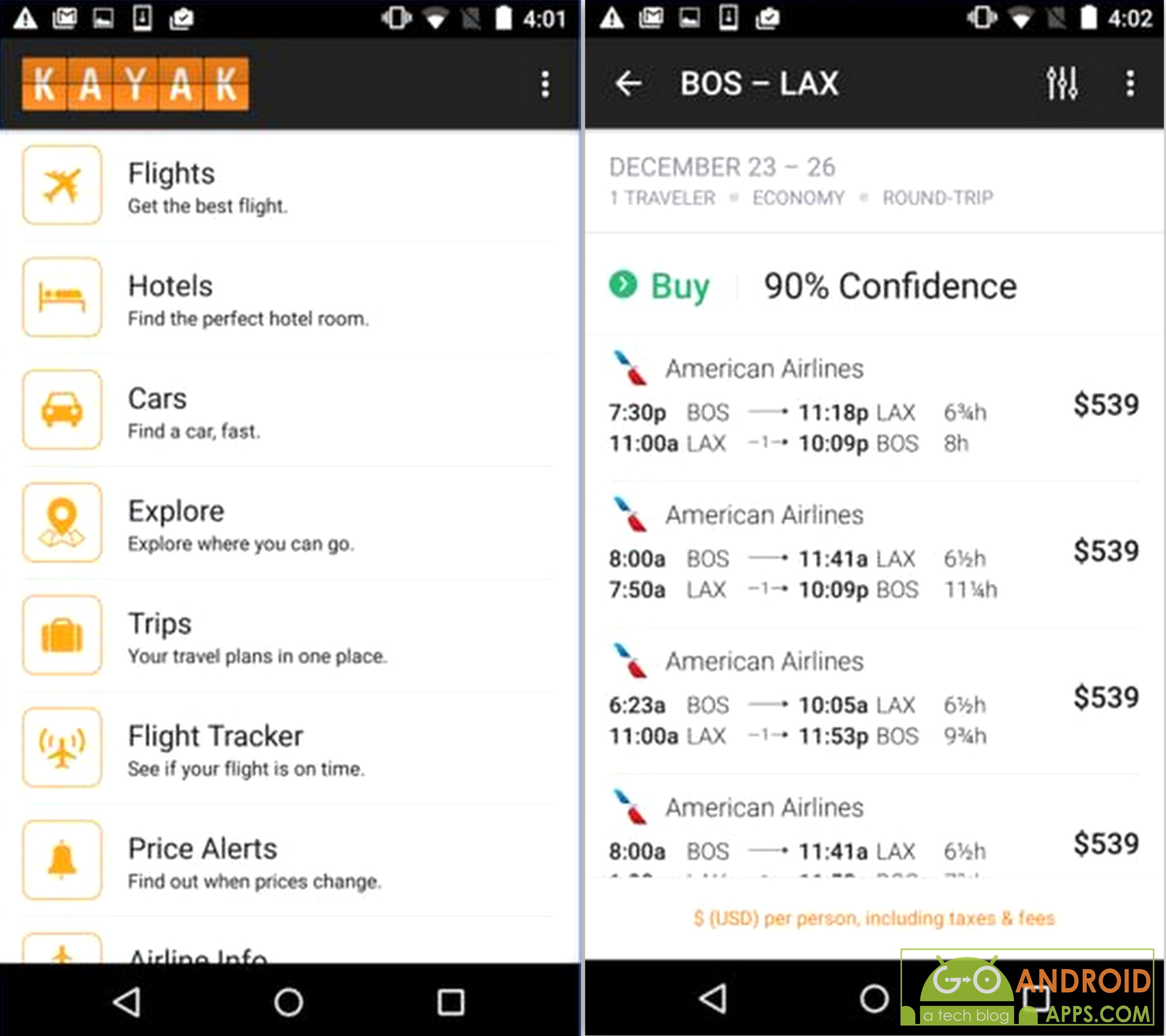 Best Cheapest Flight Booking App For Android