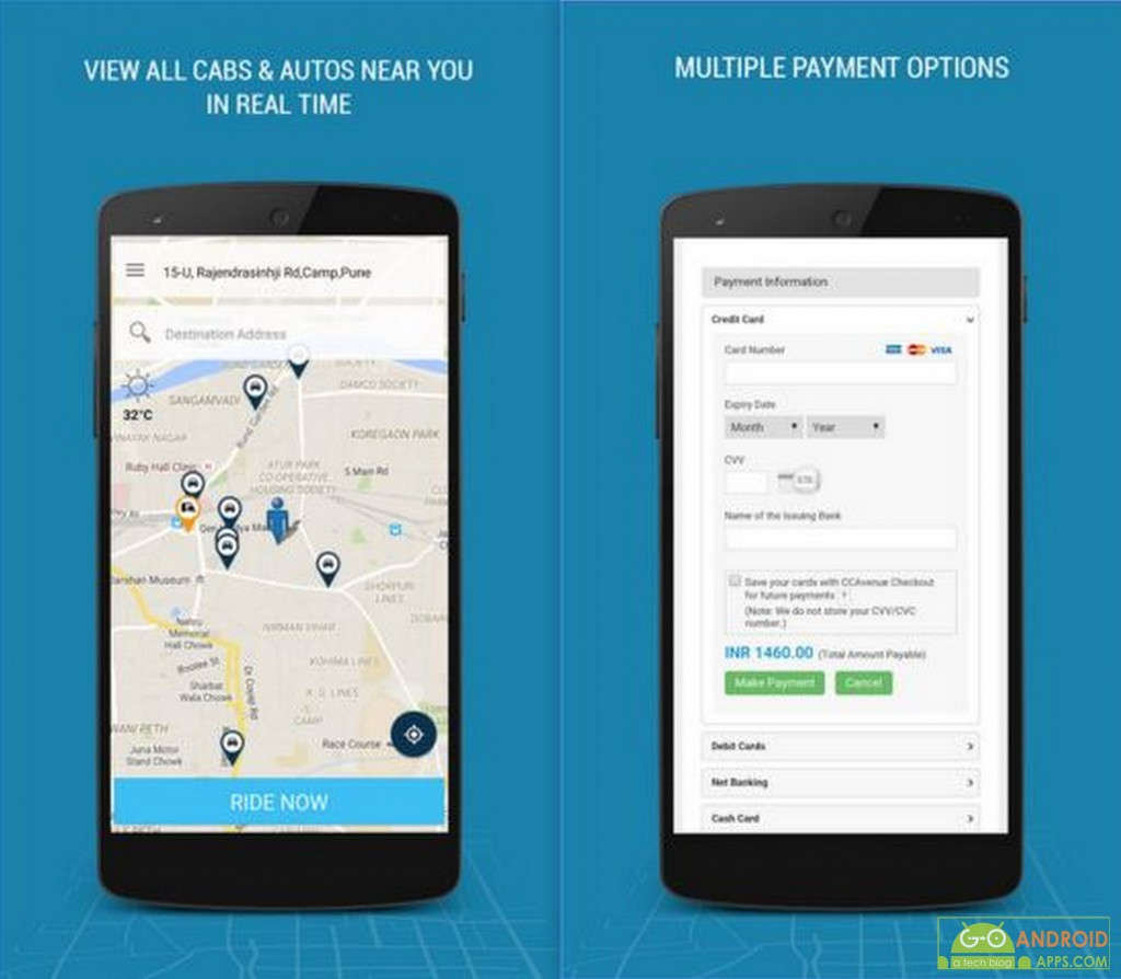Loco Cabs - Book Taxi in India