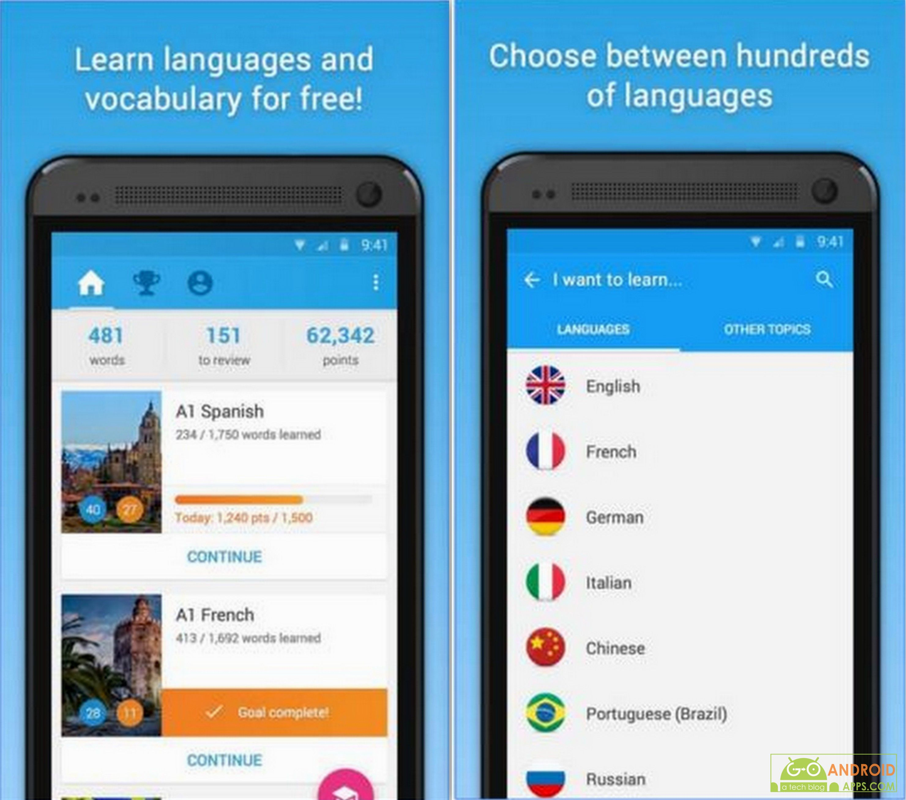 10 Best English Vocabulary Improving Apps for Android ...