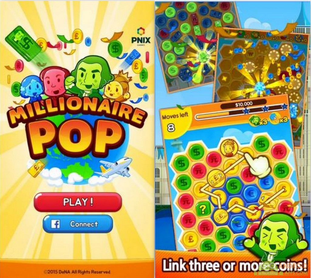 Millionaire POP Android Game