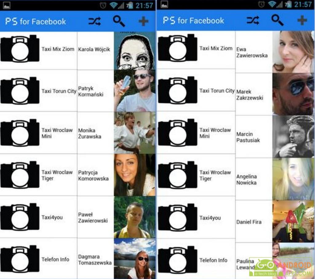 PhotoSync for Facebook App