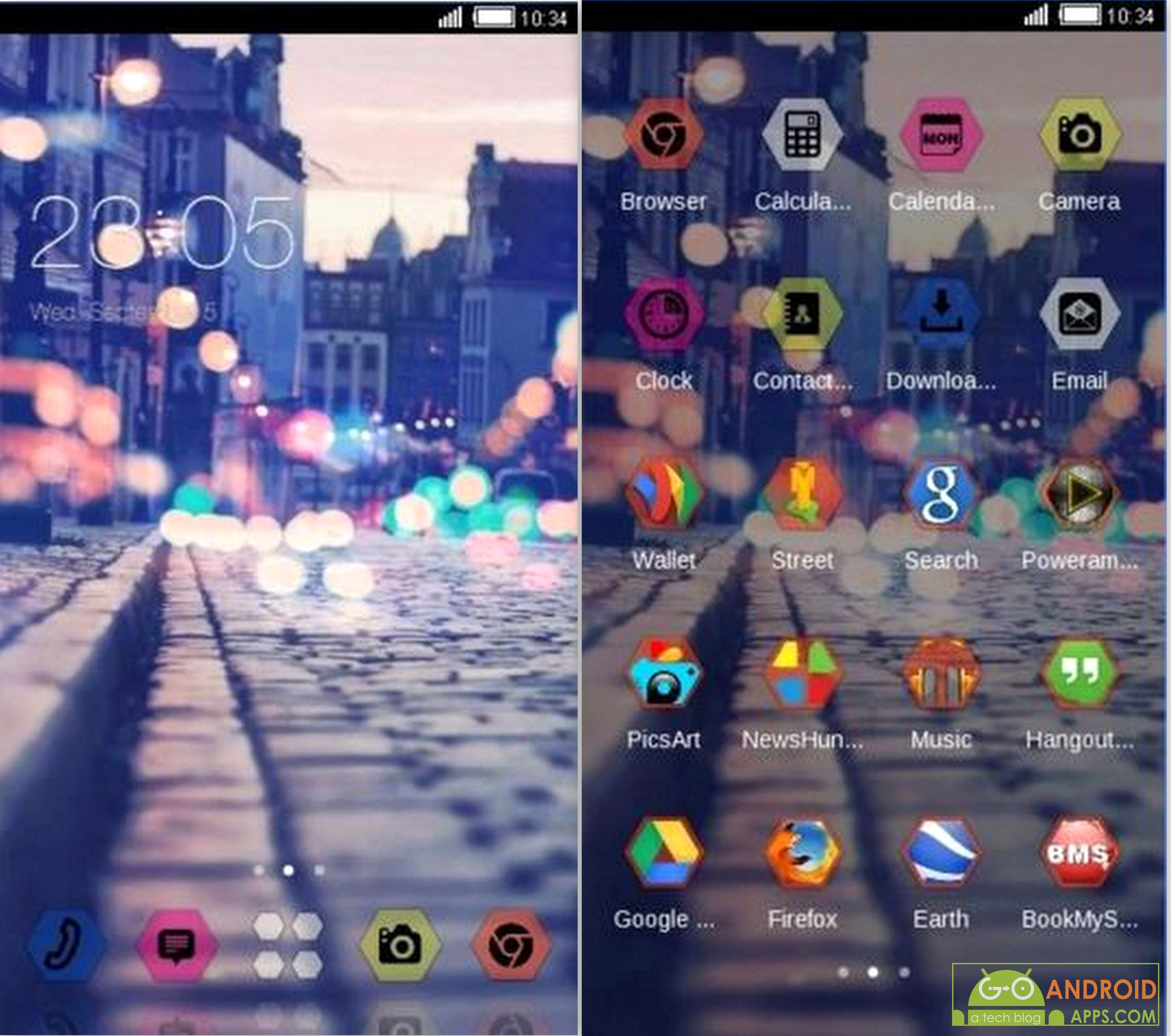 10 Best Free Android Themes of 2016 - AppInformers.com