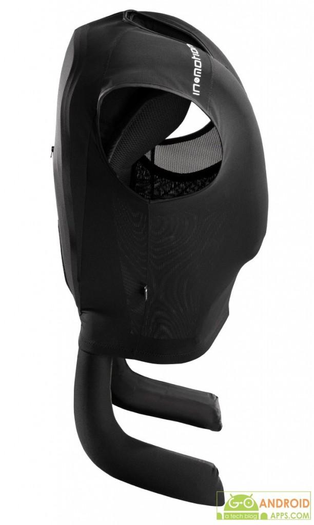 The 'smart' ski airbag vest