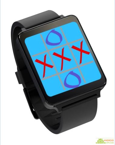 Tic Tac Toe - Android Wear Game
