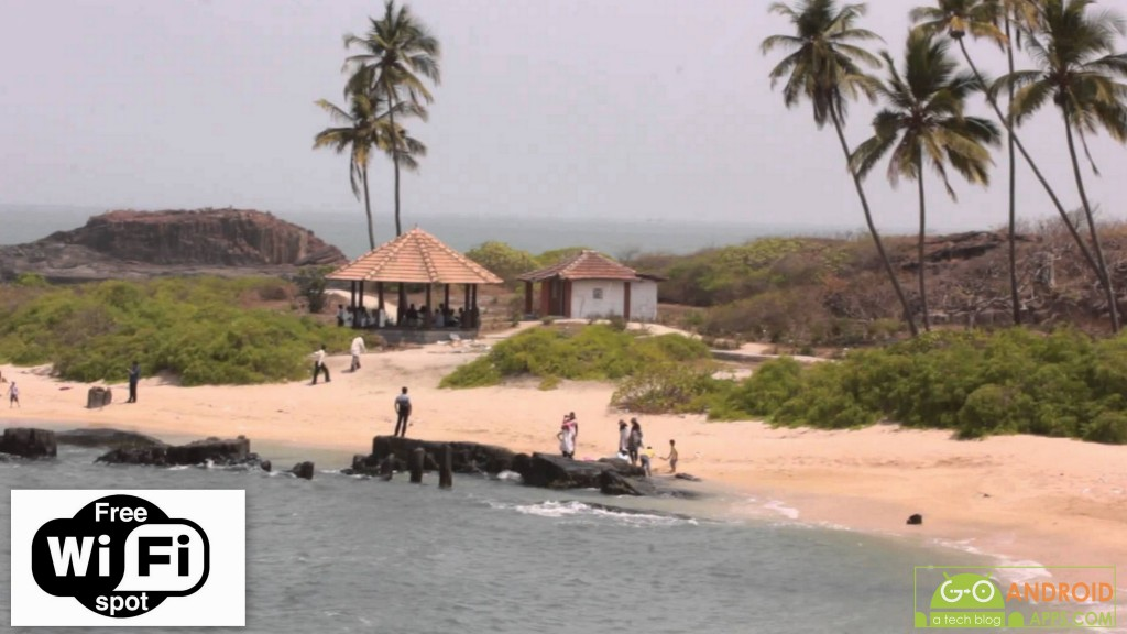 Udupi's Malpe beach rolled out with free Wi-Fi