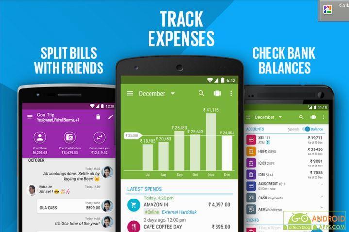 Walnut Track + Split Expenses