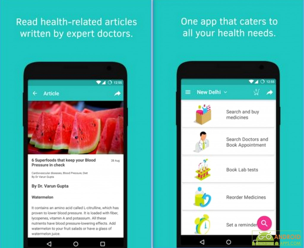 1mg - Health App for India App