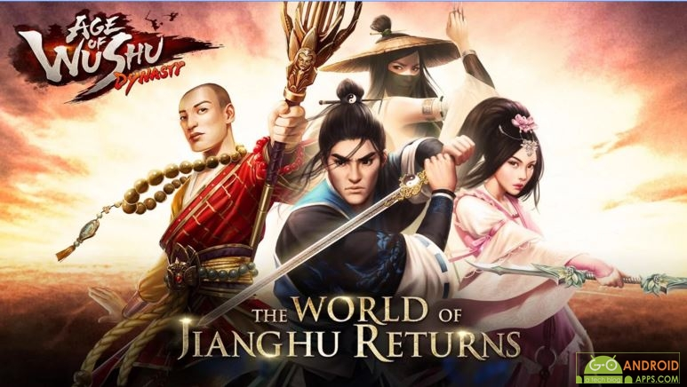 Age of Wushu Dynasty Android Game