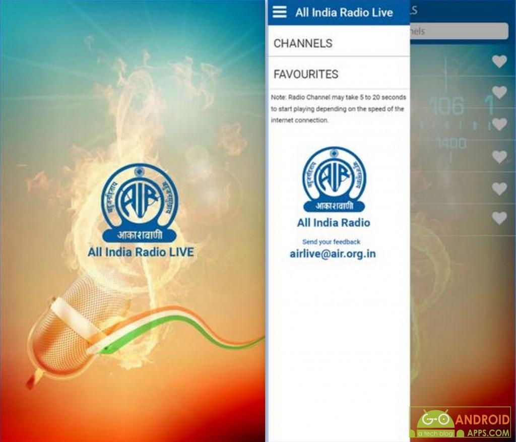 All India Radio Live App
