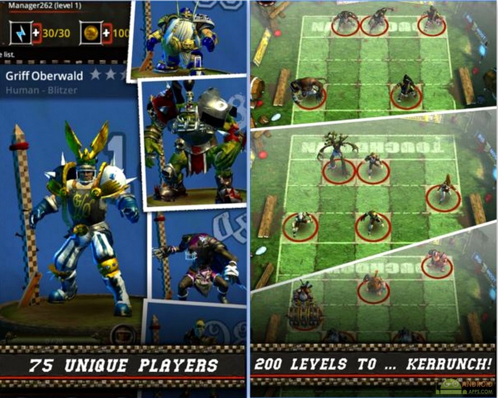Blood Bowl Kerrunch