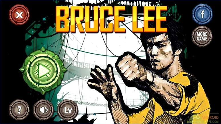 Bruce Lee King Of Kungfu Game for Android
