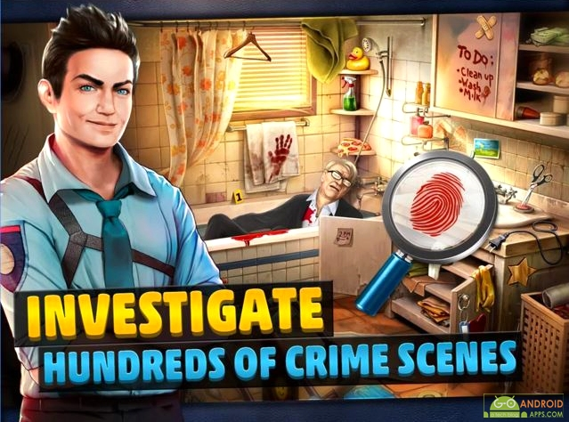 Criminal Case Android Game