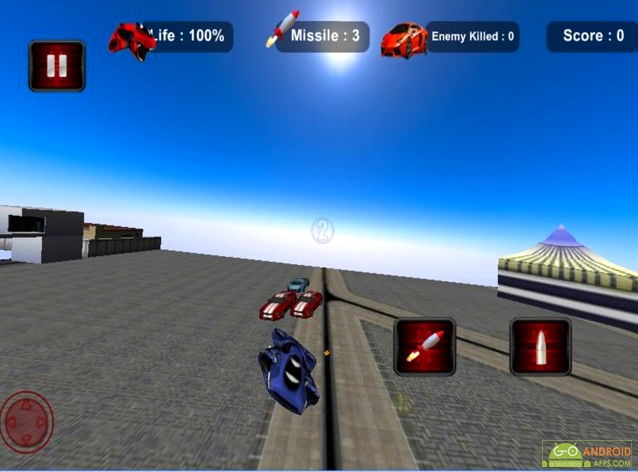 Flying Car Game Install